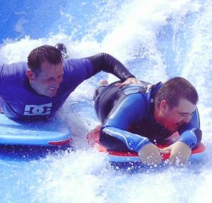 Flo Rider Surf Simulator